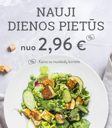 """Katpėdėlė"" business lunch"