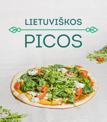 Lietuviškos picos