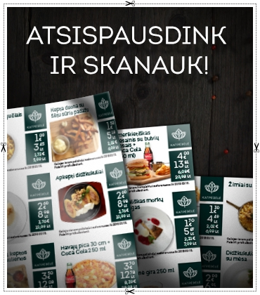 Katpėdėlė Discount Coupons