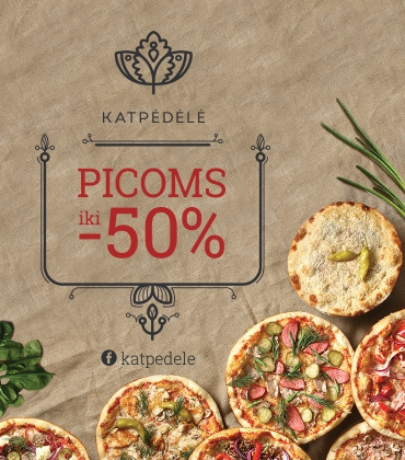 Lituanian PIZZAS UP TO 60% OFF.