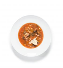 Aštri šiupininė sriuba