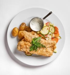 Lietuviškas Fish&Chips